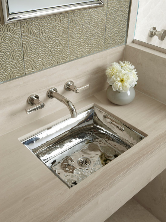 Bacifiore Undercounter Basin by Mick De Giulio -