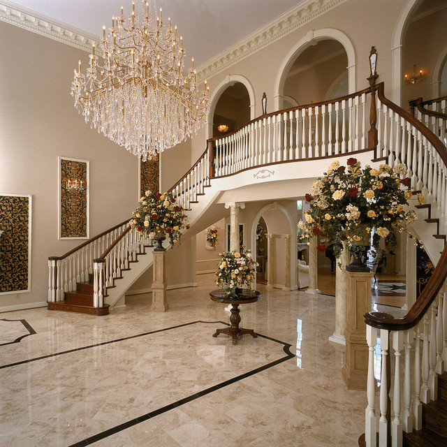 Grand Foyer Staircase