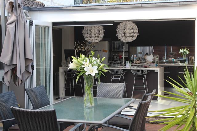 Turramurra remodelling modern-patio