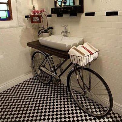 Funky Junk Interiors bathroom-sinks