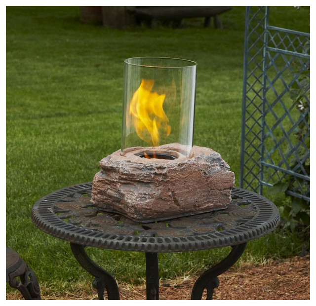 Ledgerock Personal Fireplace contemporary-fire-pits