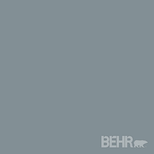 Behr 174 Paint Color Dark Storm Cloud 740f 4 Modern Paints Stains And Glazes By Behr 174
