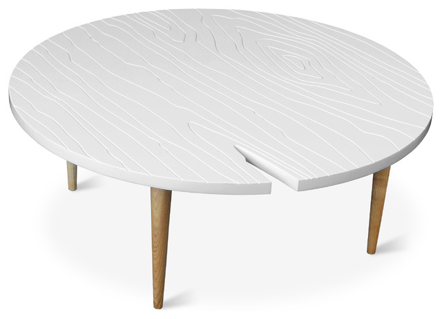 Gus Modern Root Coffee Table Modern Coffee Tables By Design Public