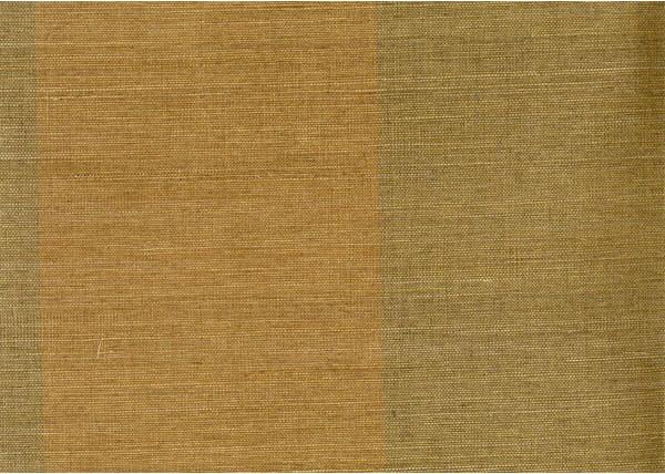 Yi Ze Brown Grasscloth Wallpaper asian-wallpaper