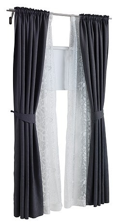 HVA/ANITA Window solution modern curtains