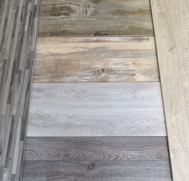 ... - Contemporary - Laminate Flooring - atlanta - by simpleFLOORS