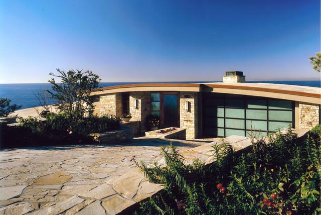 Corona del Mar Ocean Front contemporary-exterior