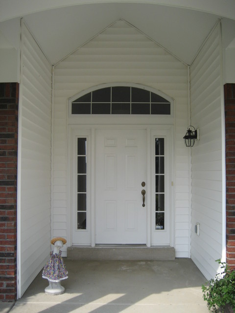 New Front Entry Door traditional