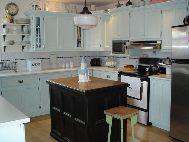 Restyled Home traditional kitchen
