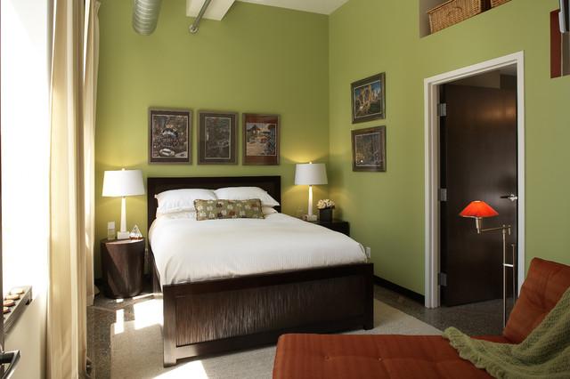 Comtemporary Bedroom contemporary-bedroom