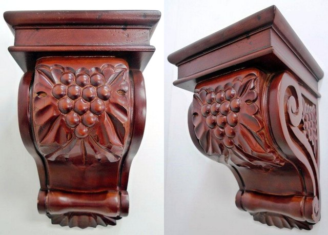 O'Neil Cabinets' Corbels artwork