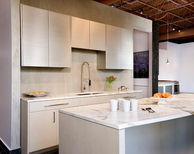 Newton Kitchens & Design showroom contemporary-kitchen