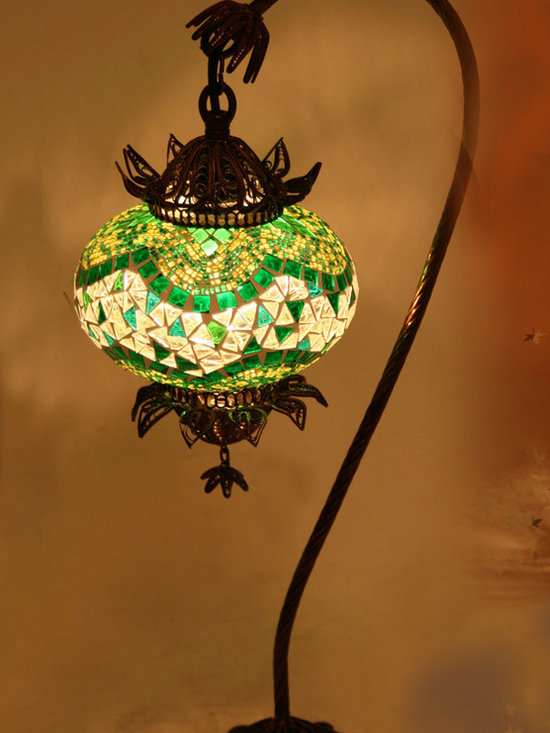 Turkish Style - Mosaic Lighting - Code: HD-97206_40