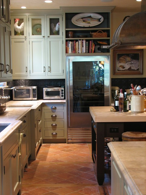 A Cook's Delight traditional-kitchen