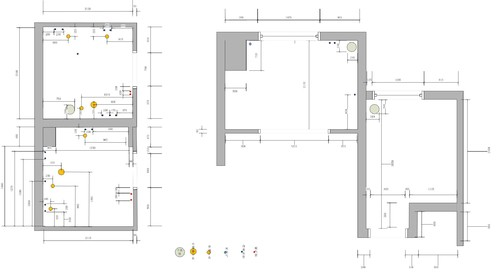 Need help for my bathroom for Bathroom design 2m x 2m