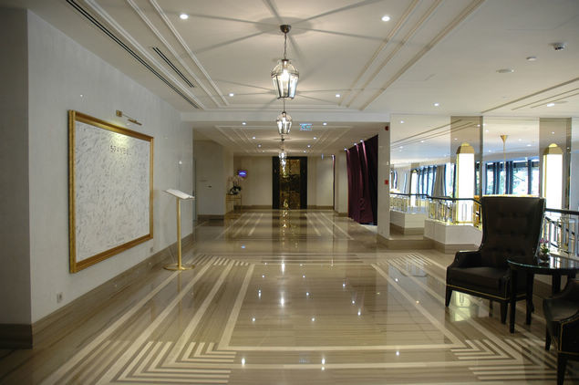 Athens Wooden Marble(from China), for Hotel Project in Turkey asian-wall-and-floor-tile