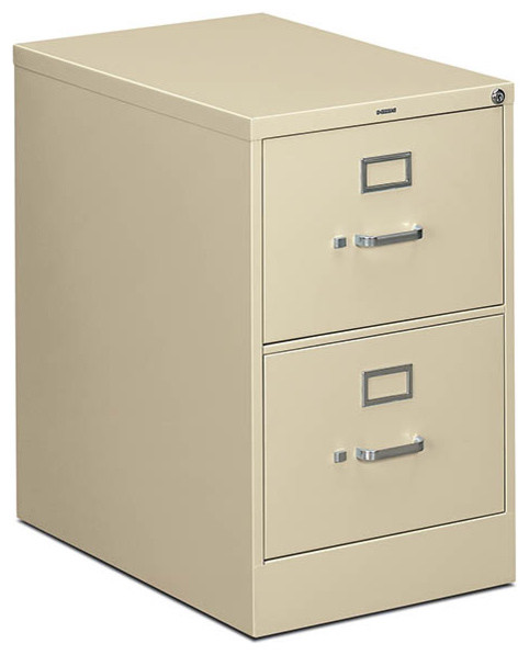 HON 310 Series Vertical File - 2 Drawer, Legal - Contemporary - Filing Cabinets - by Rulers