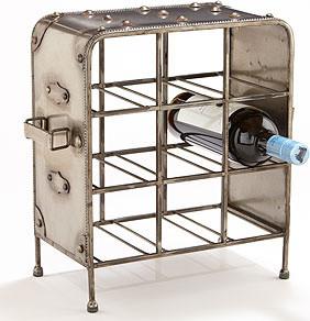Trunk Wine Rack wine-racks