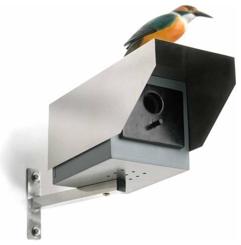 Vogelhaus Big Brother Birdhouse eclectic-birdhouses