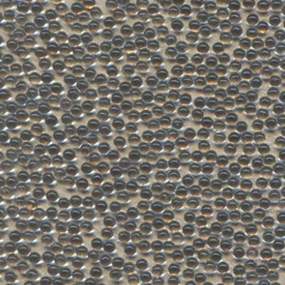 Beadazzled Flexible Glass Bead Wallcovering® | Metallic Taupe eclectic wallpaper