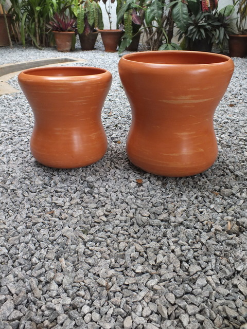 Terracotta - body basics mediterranean-outdoor-pots-and-planters