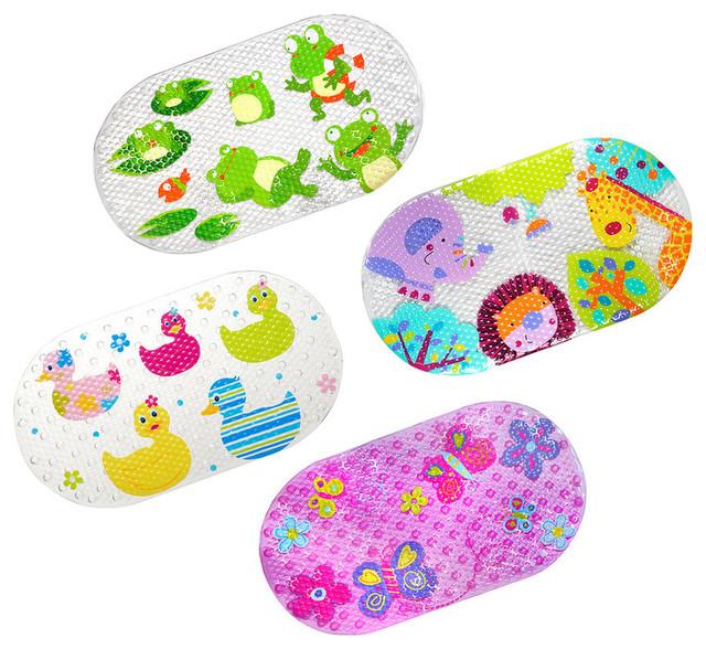 Bath Mats Contemporary Kids Bathroom Accessories By