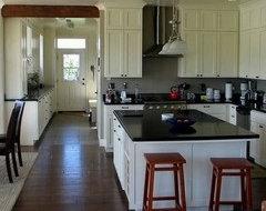 Help me choose kitchen countertops & paint!