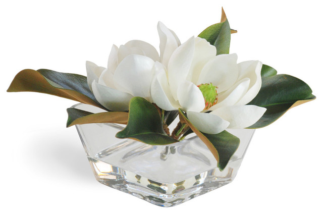 Magnolia artificial flowers chuck nicklin magnolia artificial flowers mightylinksfo Choice Image