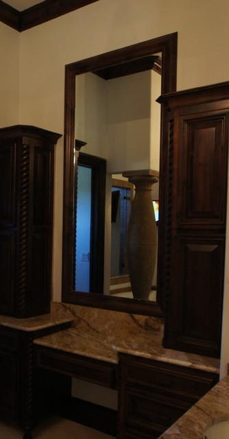 Colleyville Job traditional-bathroom-mirrors