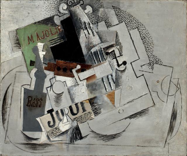 Ma Jolie, Pablo Picasso, 22x28 modern-artwork