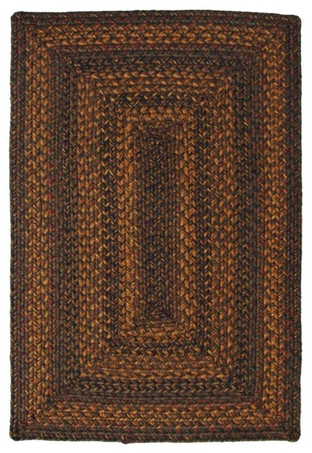 8 x 10 Salem Rug Rectangle Farmhouse Area Rugs by Homespice