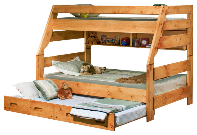 awesome full bunk bed plans and twin over full bunk bed plan