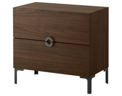 ENGAN Chest with 2 Drawers modern dressers chests and bedroom armoires