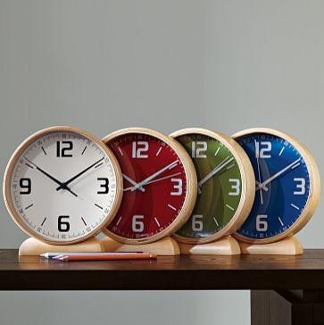 Wood Mantle Clocks clocks