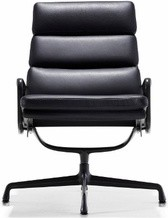 Herman Miller | Eames® Soft Pad Lounge Chair modern-office-chairs