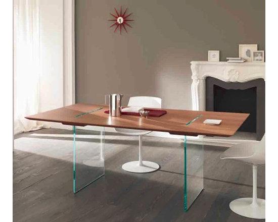 Tonelli - Tonelli   Tavolante Dining Table, 79in. - Design by Marco Gaudenzi, 2009.