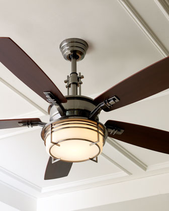 Eclectic Ceiling Fans Design Ideas, Pictures, Remodel and Decor