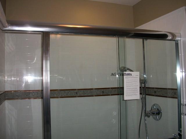 frame less sliding doors