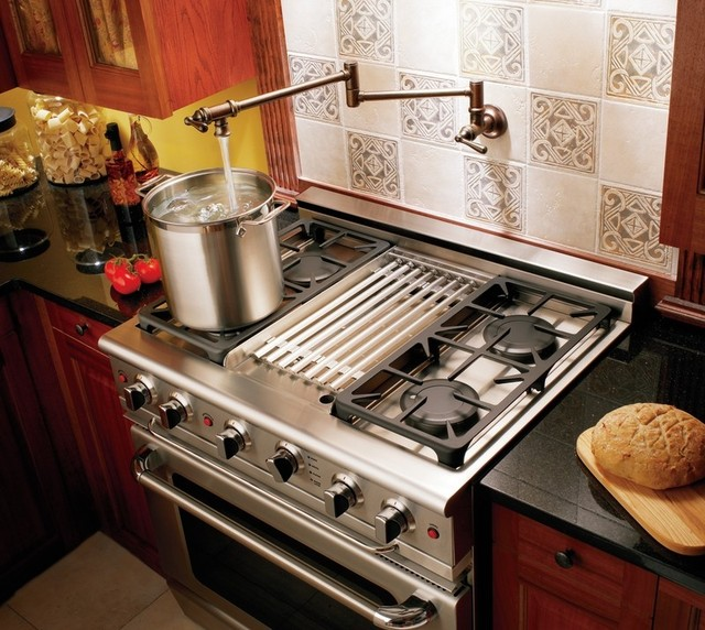 Pot Filler Faucet - Mediterranean - Pot Fillers - denver ...