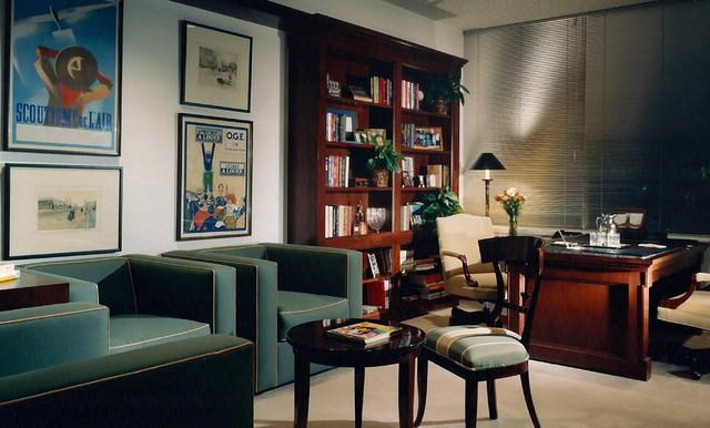 Brian Carlson Designs contemporary-home-office