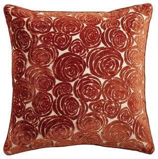 Decorative Pillows Pier One : Reversible Floral & Diamond Oversize Pillow - Contemporary - Decorative Pillows - by Pier 1 Imports