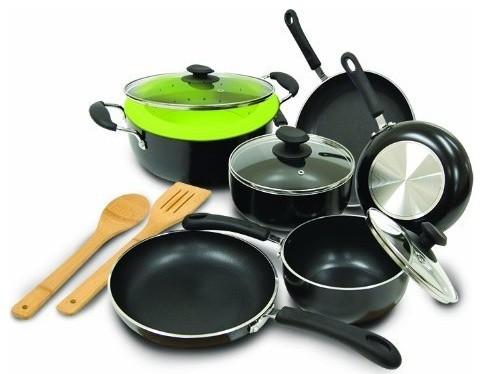 Heavy Weight Cookware Set modern-cookware
