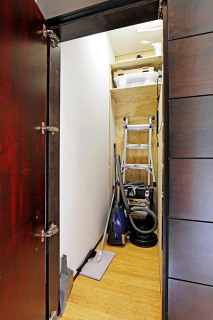 Greenlake Addition modern-closet