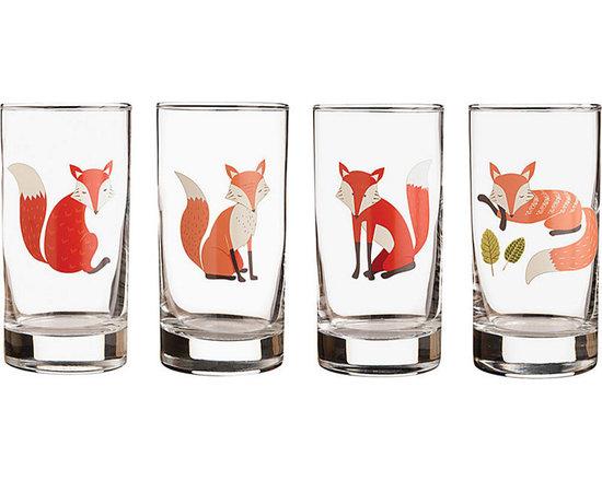 Fox Glasses -