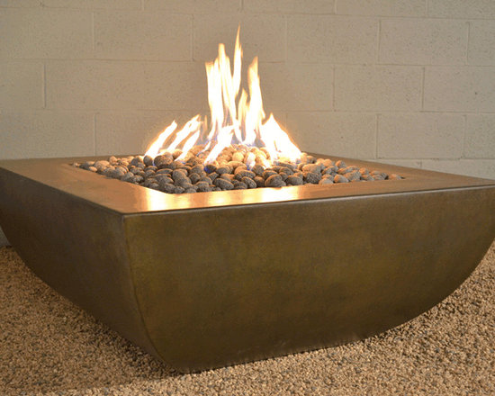 Legacy Square Fire Pit -