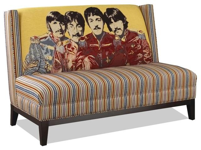 Beatles Sofa traditional-sofas
