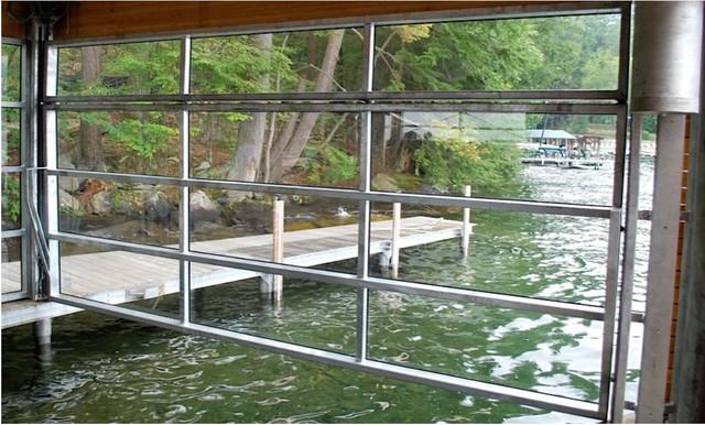Boat House modern-pool