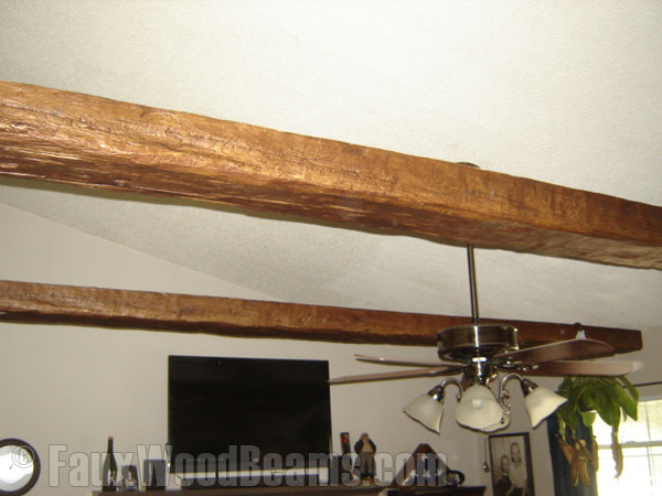 Faux Timber Beams