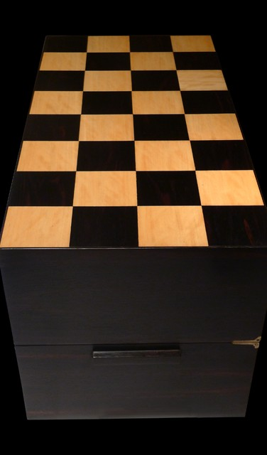 Schaakmat Chessboard storage-bins-and-boxes
