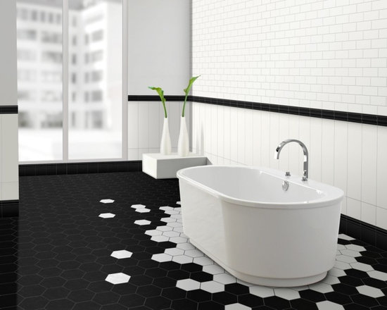 Houzz Black And White Bathroom 28 Images